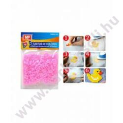 Vasalható gyöngy - rózsaszín, kb.500db