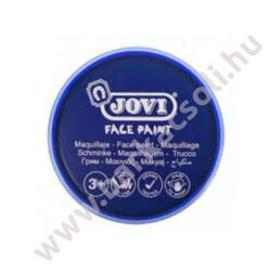 Jovi tégelyes arcfesték - kék 20 ml