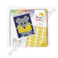 Pixel kulcstartószett - Egér