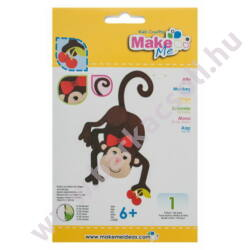 Kreatív készlet - majom